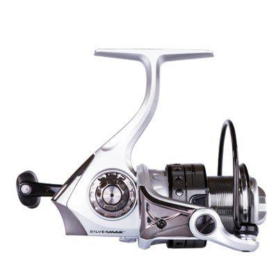 Abu Garcia SILVER MAX 3000 High Quality 3000 5+1 Ball Bearing Gear Ratio 5.1:1 Freshwater Spinning Fishing Reel