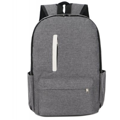 FLAMEHORSE Cross-Border New Backpack College Wind Mochila Bolsa portátil simple