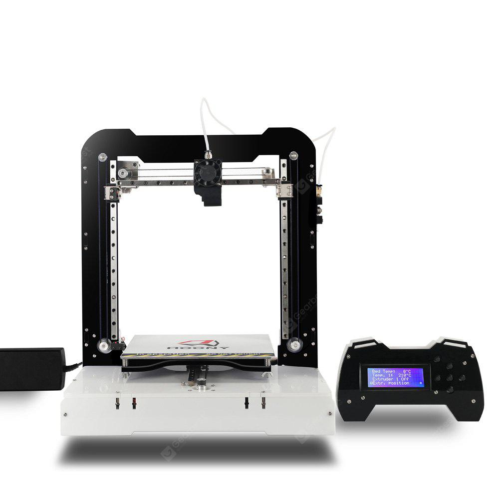 HOONY H8 The New Guide Rail Runs 3D Printer with The High Precision and Quick Print