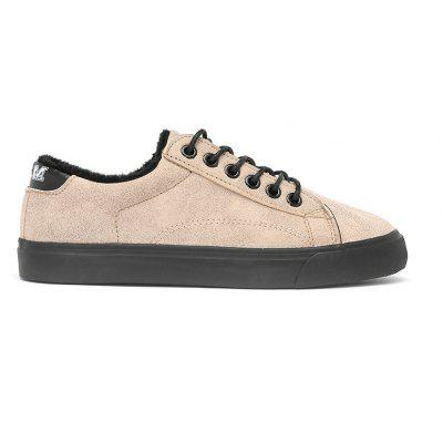 2017 Samt Canvas Casual Damenschuhe