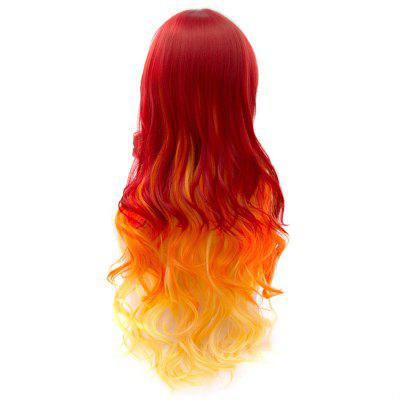 Man Mei LW-956 Cosplay COS Wigs Airy Curl Hair