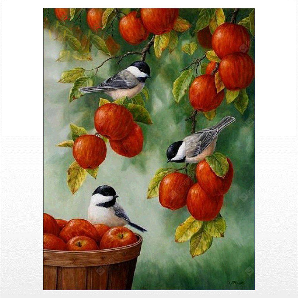 Naiyue J750 Bird Fresh Fruit Print Draw Алмазный рисунок