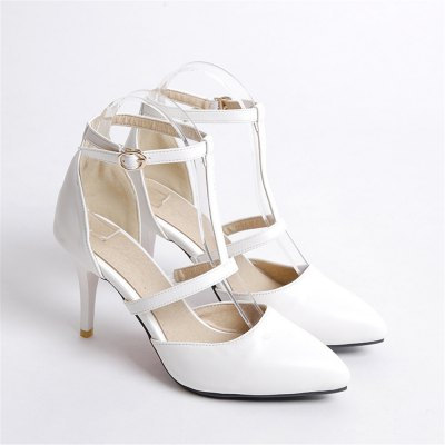 Miss Shoes Hsy998-2 High Heels Fashion Single Shoes