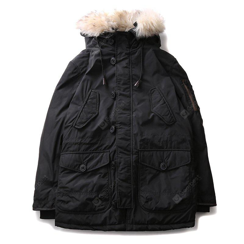 Men'S Thickening Down Jacket for Autumn and Winter