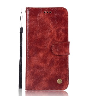 Luxury Retro Case for Xiaomi Mi 5X Case Wallet Flip PU Leather Cover Case Xiaomi Mi A1 / M5X / Mi5X Phone Bag with Stand