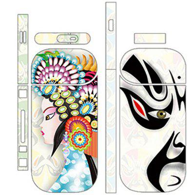 Auth Iwodevpae E-Cig Accessories IQOS Stickers Fashion Protection Stickers