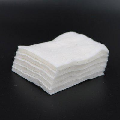 Buy WHITE Original Iwodevape Organic Cotton Pure Natural Electronic Fuel Guide Cotton 50 * 60MM 5PCS / Bag for $1.20 in GearBest store