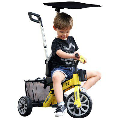 Rastar Multifunction Toddler Bike Baby Bicycle 3 Wheels Tricycle