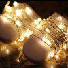BRELONG 5m50LED Copper wire string lights For Christmas Indoor Decorations 1pcs - WARM WHITE