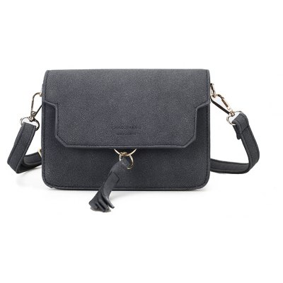 Frosted Mini Square Bag Einfache wilde Schulter Messenger Bag