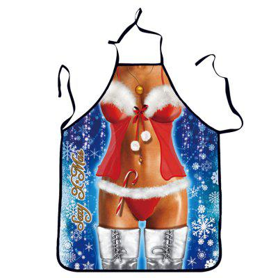Sexy Cooking Kitchen Aprons for Christmas Party Birthday Gifts