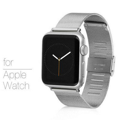 Stainless Steel Strap Watchband for Apple Watch 42mm
