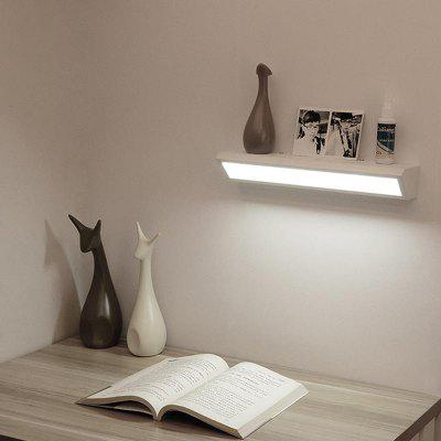 Fashion Modern LED Wall Lamp White Metal Home Sconce Light for Hallway Bedroom Living Bedside Lights