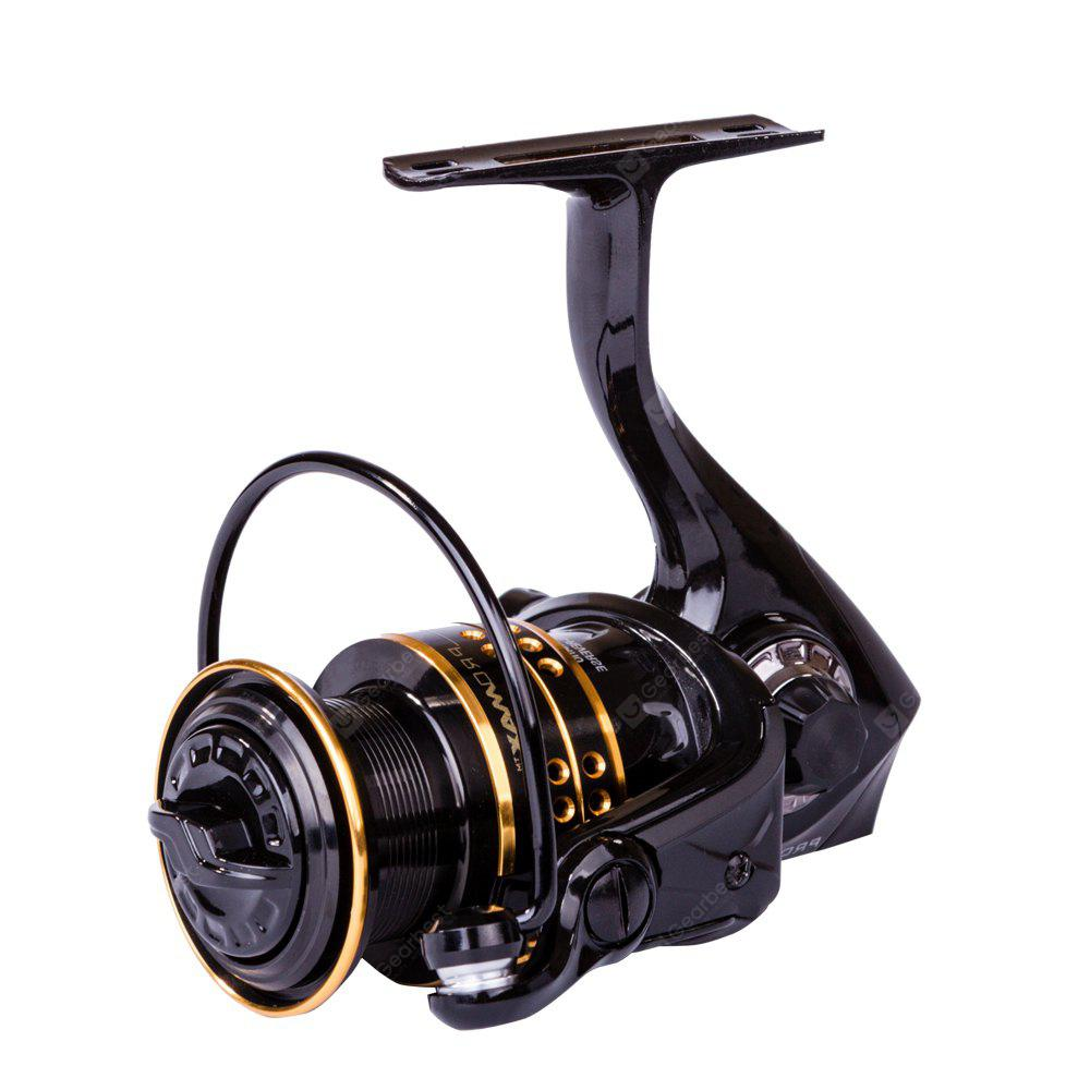 Abu Garcia PRO MAX Top Quality 6 + 1 Cuscinetto a Sfere 14 lb Carbon Fiber Max Drag Gear Ratio 5.1: 1 Spinning Fishing Reel