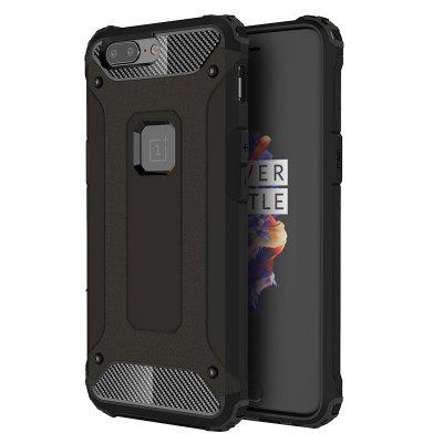 Drop-Proof Phone Stand Back Case for OnePlus 5