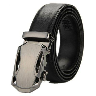 Ceinture de ceinture de ceinture de ceinture des hommes automatique Business BY912