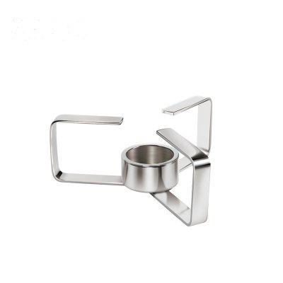 Stainless Steel Teapot Holder Candle Heating Device Warmer/Heater Heating Stove