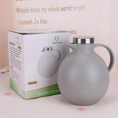 Hot water bottle coffee pot European thermos bottle