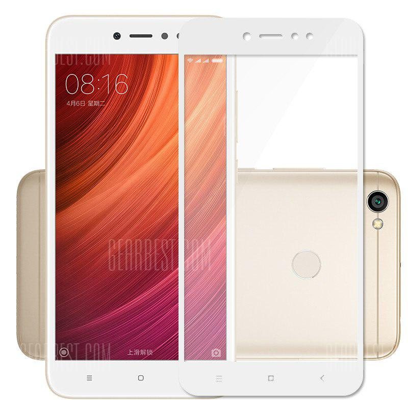 2.5D Tempered Glass Full Cover Screen Protector Film for Xiaomi Redmi Note 4X 5.5inch 32GB
