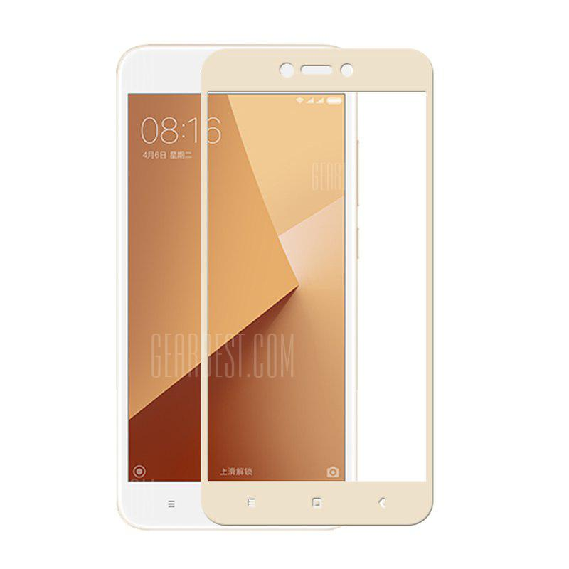 2.5D Tempered Glass Full Cover Screen Protector Film for Xiaomi Redmi Note 4X 5.5inch 64GB