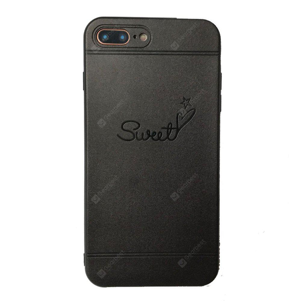 Süßes Muster TPU Soft Case für iPhone 7 Plus / 8 Plus