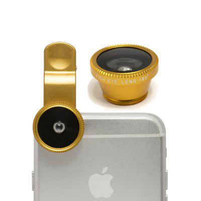 Smart-phone Clip-On Lenses