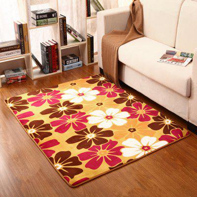 Buy COLORMIX 140X200CM Doormat Modern Chic Design Anti Skid Floor Mat6 for $67.21 in GearBest store