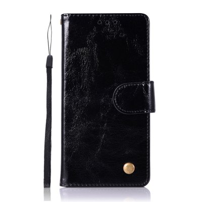 Luxury Retro Case Case Wallet Flip PU Leather Cover Cases for Xiaomi 6 / M6 / Mi6 / Mi 6 Phone Bag with Stand 5.15 inch