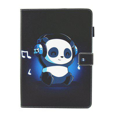 Fashion Cute Cartoon Case Cover for iPad Pro10.5 inch iPad Mini with Smart Cover Panda Case