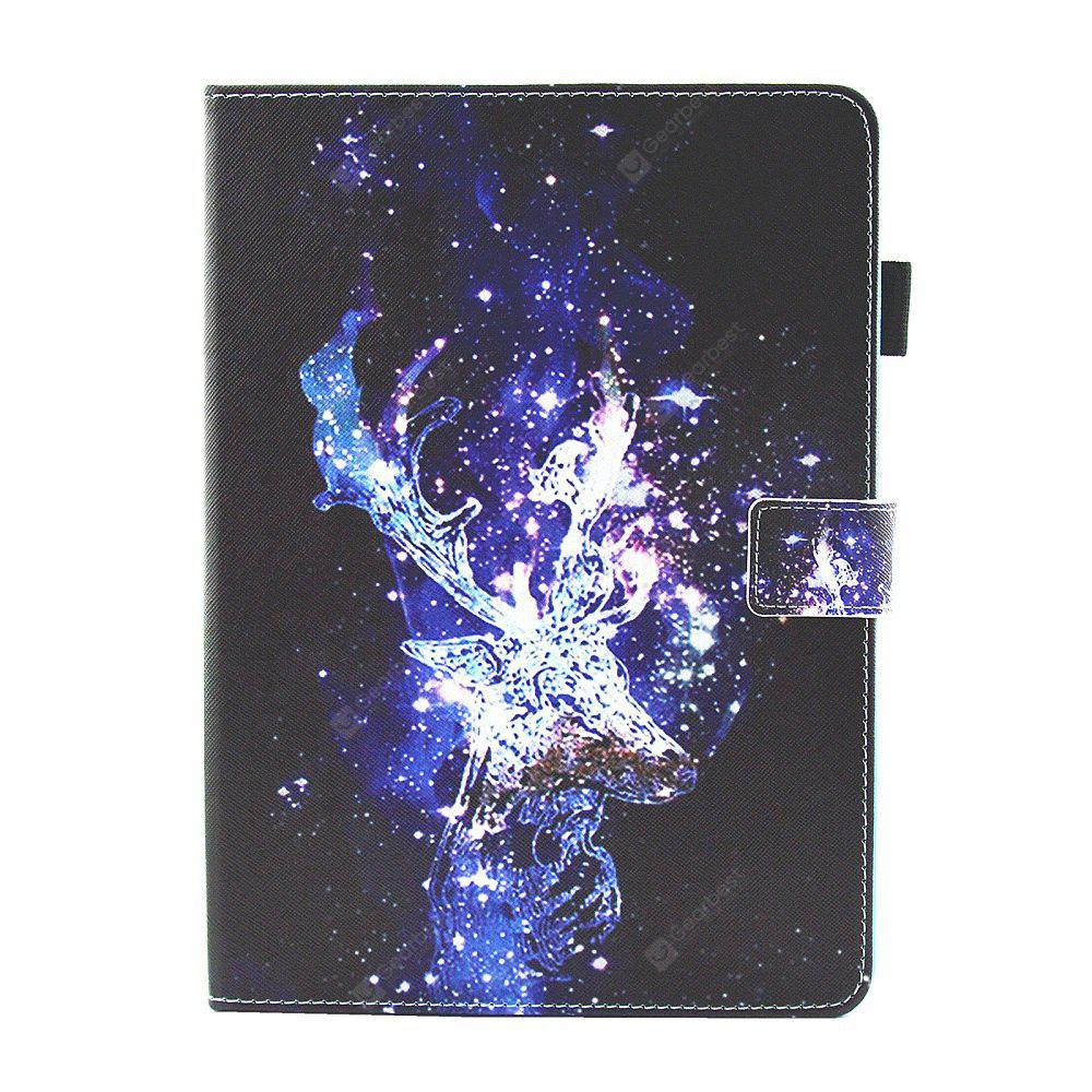 Smart Wake PU Leather for iPad Pro10.5 inch Case Luxury Cover Deer Style Flip Stand Protective Case