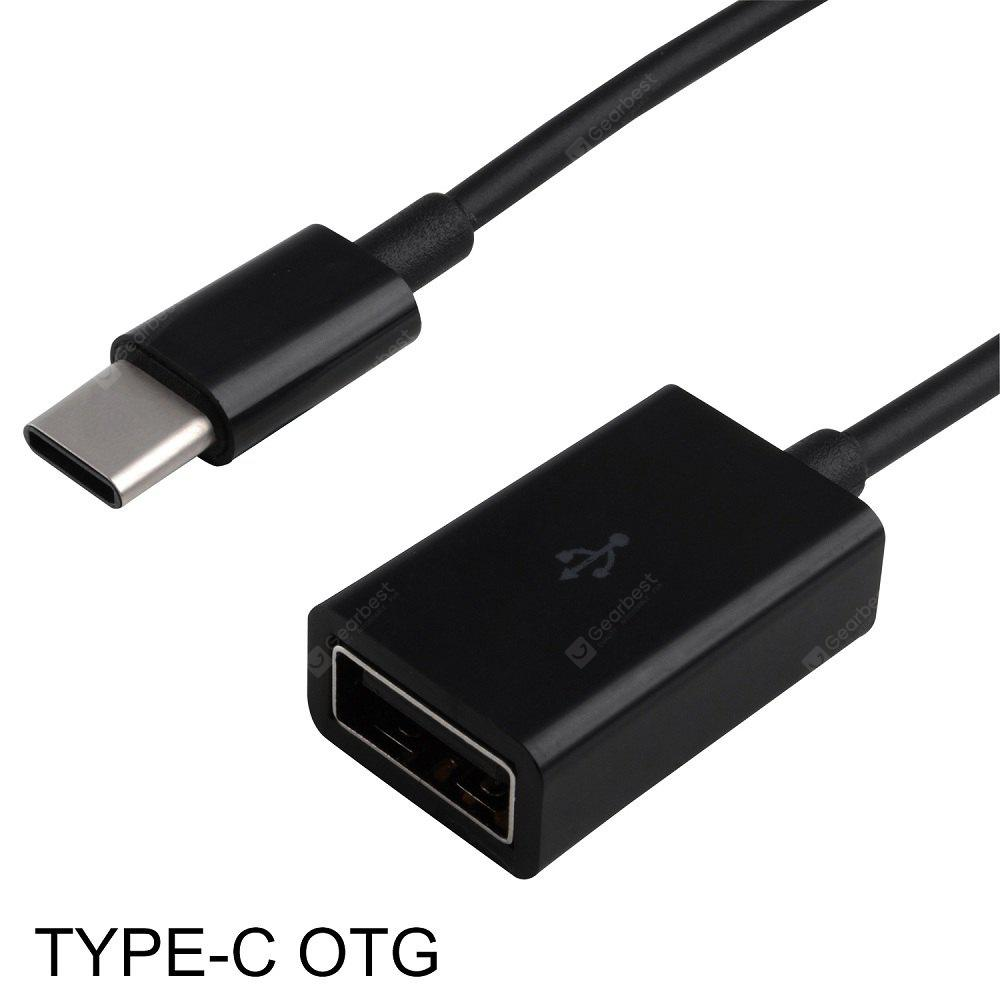 USB Type-C to USB OTG Cable Adapte OTG Type-C Charger Data Cable USB C Cable 15cm