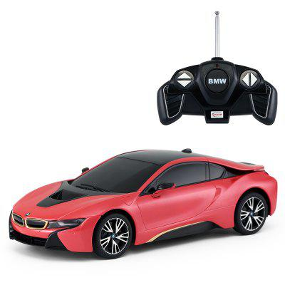 RASTAR BMW I8 Remote-Controlled racing Car Toys Deformation Mode Remote Control To Open The Door 59200