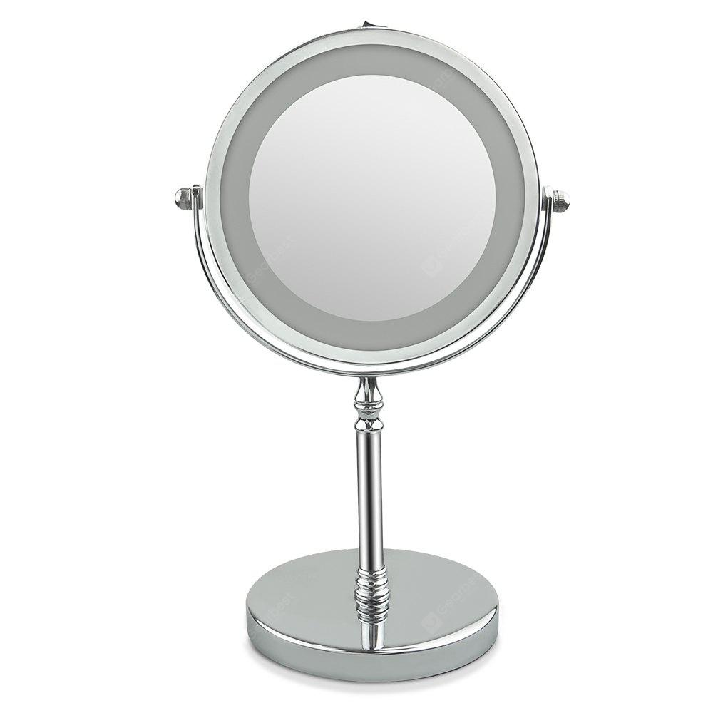 at walmart benefits lighting makeup decor and latest mirror home argos lighted vanity design