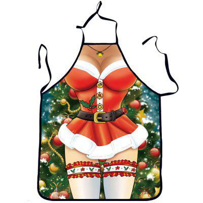 Sexy Funny Cooking Kitchen Aprons for Christmas Party Gifts