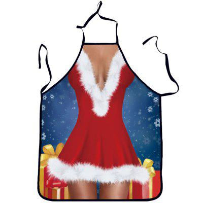 Creative Dress Cooking Kitchen Aprons for Christmas Party Gifts