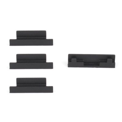Battery Charging Port Protector Silicone Cover Dust-proof Plug for DJI SPARK