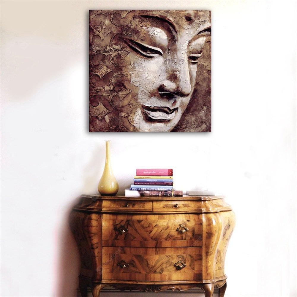 Special Design Frameless Paintings Statue Print