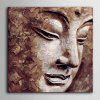 Special Design Frameless Paintings Statue Print - GRAY