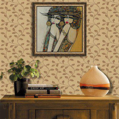 Special Design Frame Paintings Double As Print