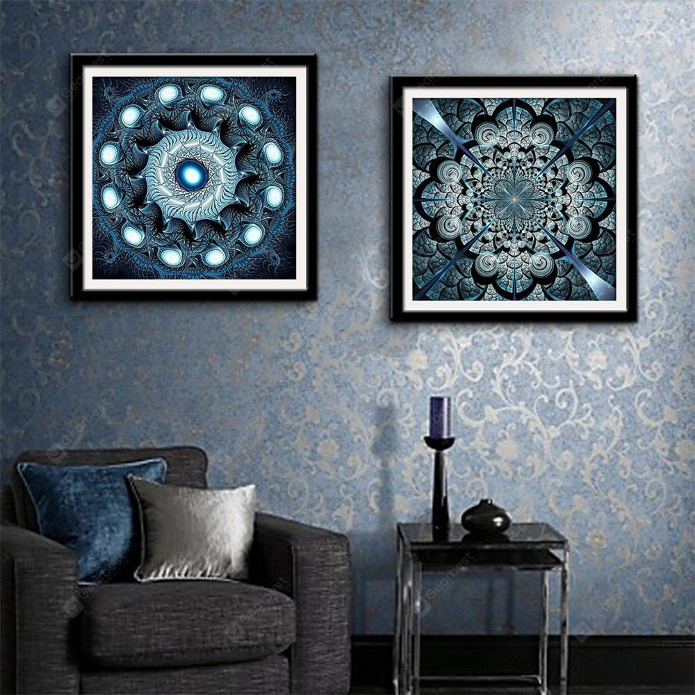 Special Design Frame Paintings Fantasy Print 2PCS