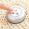 DIHE Multifunctional Sticky LED Lights Energy Conservation Use 3 AAA Battery