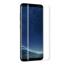 Minismile 3D 0.2mm 9H Hardness Explosion-Proof Anti-Scratch Tempered Glass Screen Protector for Samsung Galaxy S8 Plus