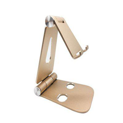 Rotating Aluminum Alloy Foldable Universal Tablet Desktop Holder Phone Bracket
