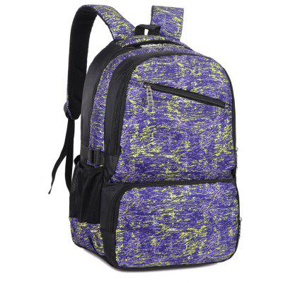 FLAMEHORSE Outdoor Casual Largecapacity Computer Backpack Men and Women Travel Backpack franke bibliotheca cardiologica ballistocardiogra phy research and computer diagnosis