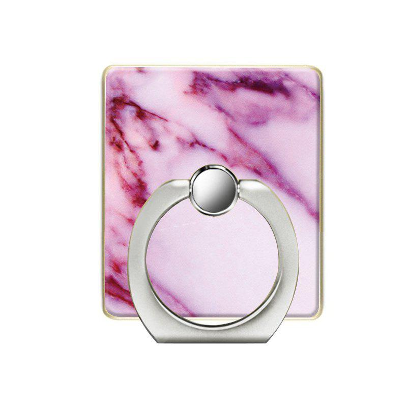Marble Pattern Cell Phone Ring Stand Holder for Phone 360 Degrees Rotation