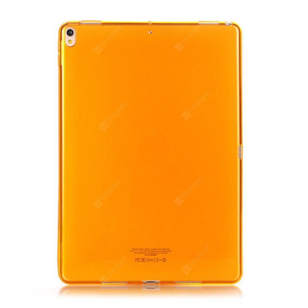 Soft TPU Cover for New iPad 9.7 2017 Case Silicone Transparent Slim Clear Cover