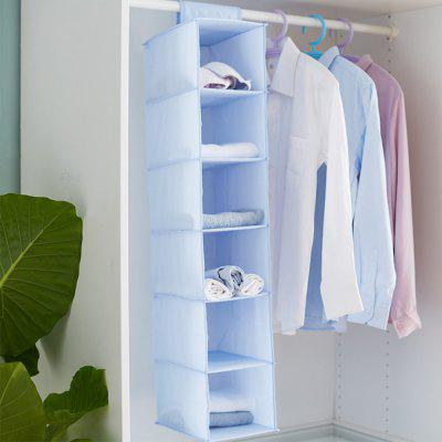 6 Layers Of Oxford Cloth Closet Storage Bag Can Be Washed