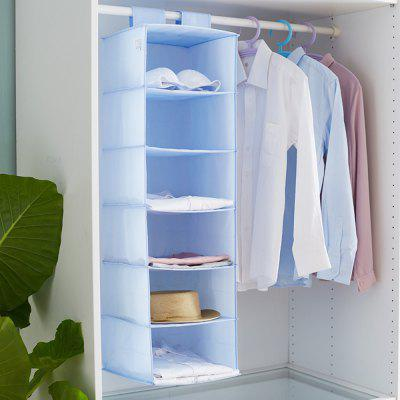 6 Storey Oxford Cloth Closet Storage Bag Can Be Washed