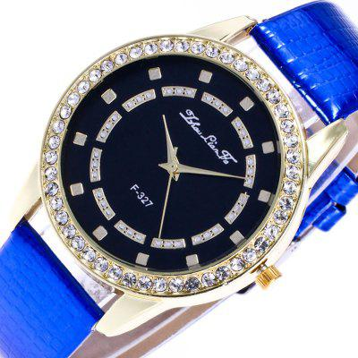 ZhouLianFa Fashion Crocodile Pattern Leather Strap Gold Diamond Ladies Luxury Quartz Watch with Gift BoxWomens Watches<br>ZhouLianFa Fashion Crocodile Pattern Leather Strap Gold Diamond Ladies Luxury Quartz Watch with Gift Box<br><br>Band material: PU Leather<br>Band size: 23 x 2cm<br>Brand: ZhouLianFa<br>Case material: Alloy<br>Clasp type: Pin buckle<br>Dial size: 4 x 4 x 1cm<br>Display type: Analog<br>Movement type: Quartz watch<br>Package Contents: 1 x Watch , 1 x Box<br>Package size (L x W x H): 14.00 x 9.00 x 6.00 cm / 5.51 x 3.54 x 2.36 inches<br>Package weight: 0.1000 kg<br>Product size (L x W x H): 23.00 x 4.00 x 1.00 cm / 9.06 x 1.57 x 0.39 inches<br>Product weight: 0.0300 kg<br>Shape of the dial: Round<br>Watch mirror: Mineral glass<br>Watch style: Casual, Fashion, Classic, Business, Retro, Lovely, Outdoor Sports, Childlike<br>Watches categories: Women,Female table<br>Water resistance: No