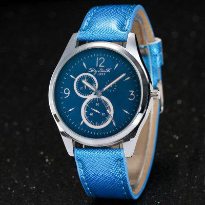 ZhouLianFa New Trend Crystal Pattern Business Casual Blue Eyes Quartz WatchWomens Watches<br>ZhouLianFa New Trend Crystal Pattern Business Casual Blue Eyes Quartz Watch<br><br>Band material: PU Leather<br>Band size: 23 x 2cm<br>Brand: ZhouLianFa<br>Case material: Alloy<br>Clasp type: Pin buckle<br>Dial size: 4 x 4 x 1cm<br>Display type: Analog<br>Movement type: Quartz watch<br>Package Contents: 1 x Watch , 1 x Box<br>Package size (L x W x H): 14.00 x 9.00 x 6.00 cm / 5.51 x 3.54 x 2.36 inches<br>Package weight: 0.0600 kg<br>Product size (L x W x H): 23.00 x 4.00 x 1.00 cm / 9.06 x 1.57 x 0.39 inches<br>Product weight: 0.0300 kg<br>Shape of the dial: Round<br>Watch mirror: Mineral glass<br>Watch style: Casual, Fashion, Classic, Business, Retro, Lovely, Outdoor Sports, Childlike<br>Watches categories: Women,Female table<br>Water resistance: No